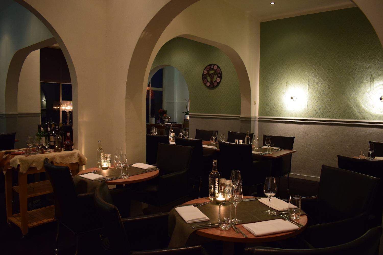 Villa Copera | Heeft zo zijn eigen streken | Restaurant in Tolkamer